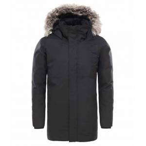 The North Face Arctic Swirl Dunjacka Junior Svart