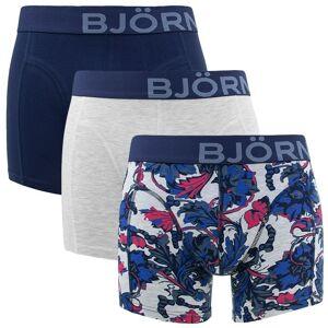 Björn Borg 3-pack Kalsong Herr Blommig