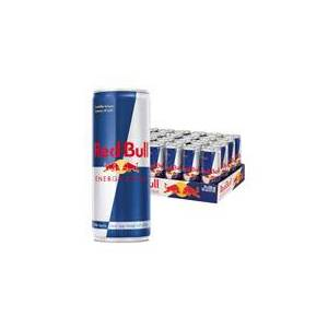 Red Bull Energy Drink burk 24x25cl