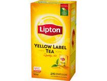 Lipton Te Lipton Yellow Label 25st/fp