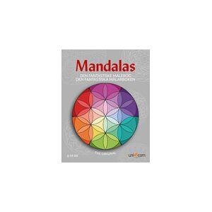 Övrigt Målarboken Mandalas 8 år