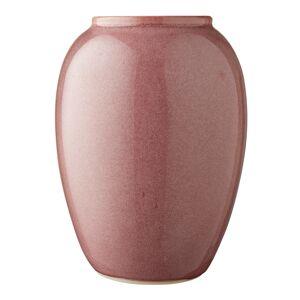 Bitz Keramikvas 20 cm Ljusrosa