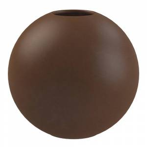 Cooee Ball Vas 8 cm Coffee
