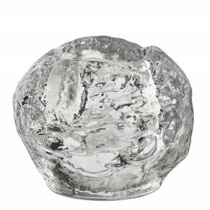 Kosta Boda Snowball Ljuslykta 7 cm