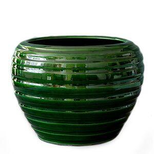 Bergs Potter Honey Kruka Grön emerald stor
