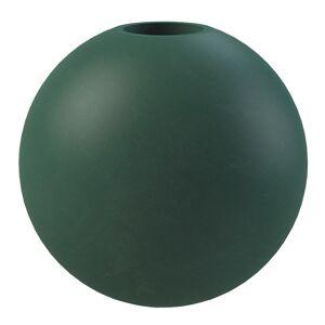 Cooee Ball Ljusstake 10 cm Mörkgrön