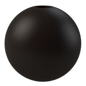 Cooee Ball Ljusstake 10 cm Svart