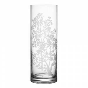 Orrefors Organic Vas 29 cm Cylinder