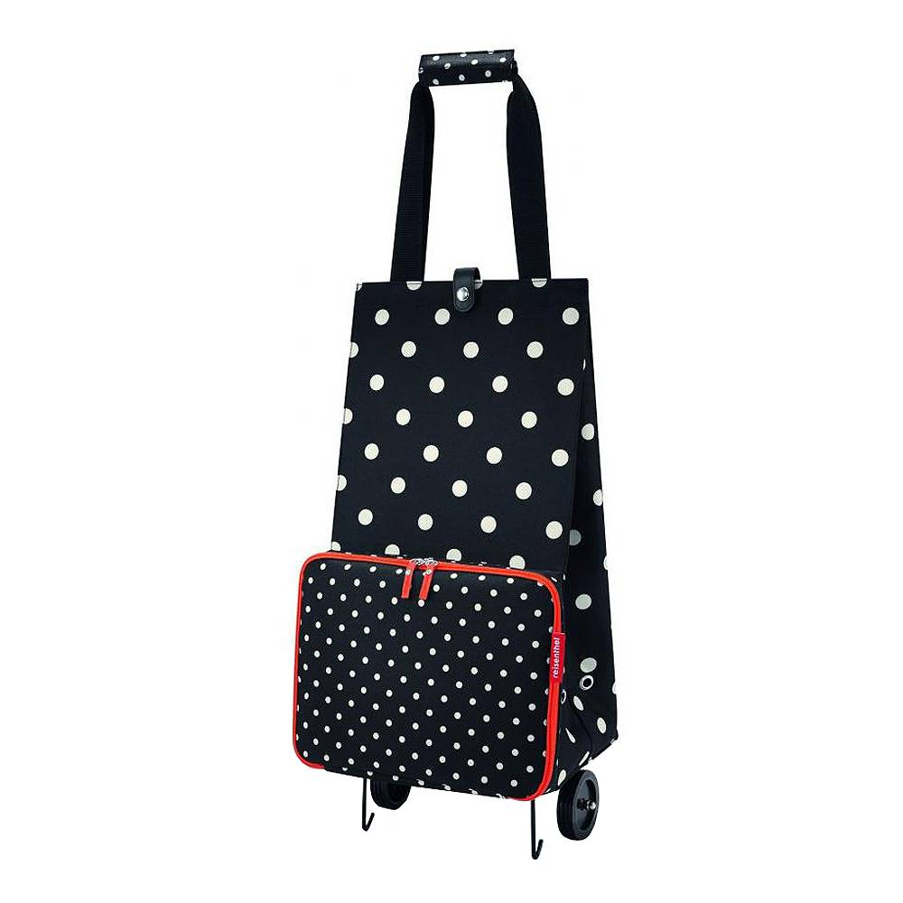 Reisenthel Foldable Trolley Shoppingvagn 30 L Mixed Dots