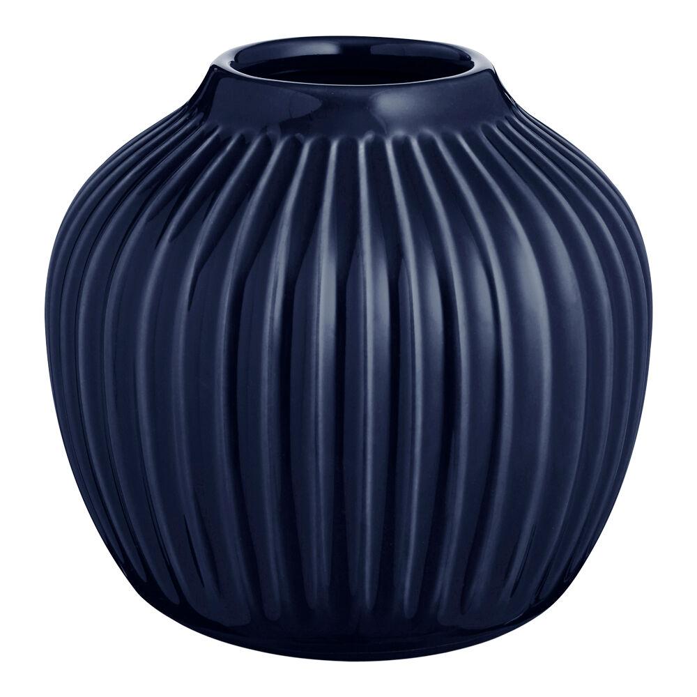 Kähler Design Hammershøi Vas 12,5 cm Indigo