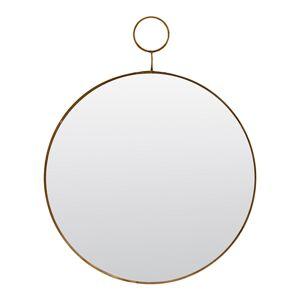 House Doctor Loop Spegel Mässing 32 cm