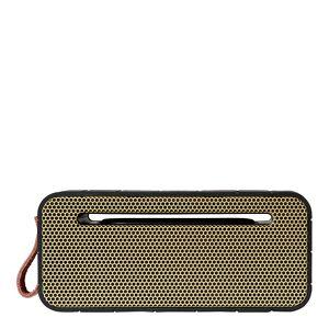Kreafunk aMove Högtalare Bluetooth med Powerbank Svart/Guld