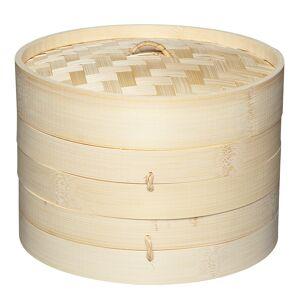 Kitchen Craft Ångare 20 cm Bambu