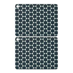 Oyoy Hexagon Tablett 34x45 cm 2-pack