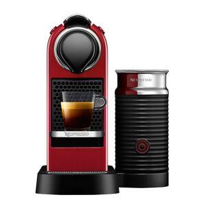 Nespresso CitiZ and Milk Maskin 1 L Röd