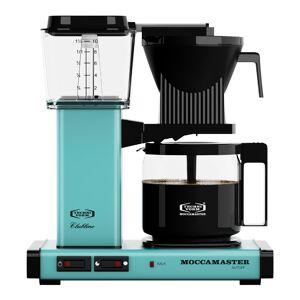 Moccamaster Kaffebryggare Turkos