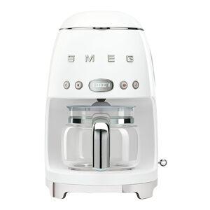 SMEG Retro Kaffebryggare Vit