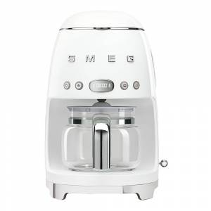SMEG 50's Style Kaffebryggare Vit