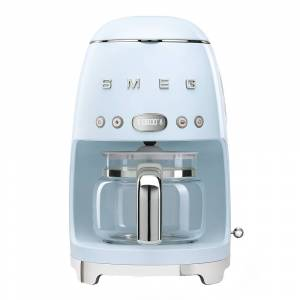 SMEG Retro Kaffebryggare Blå