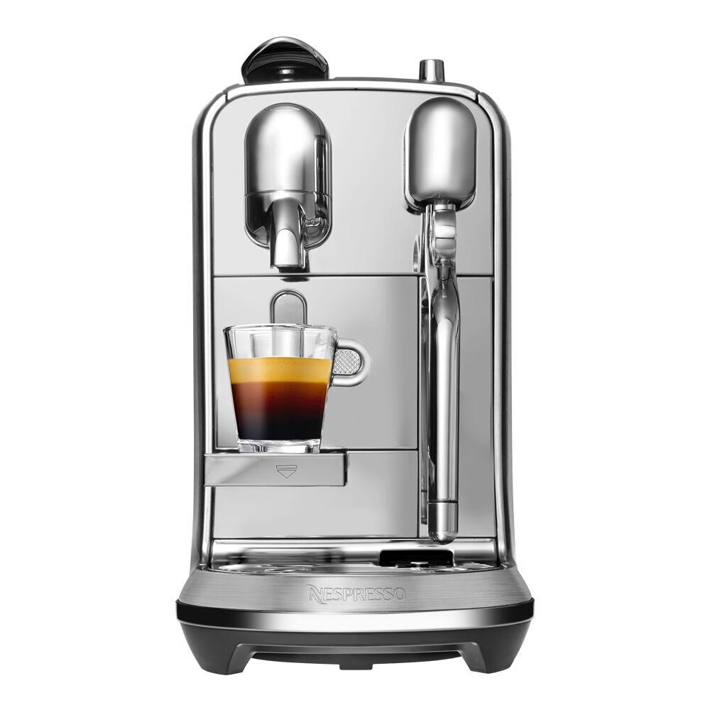 Nespresso Creatista Plus J520 Kaffemaskin Rostfri