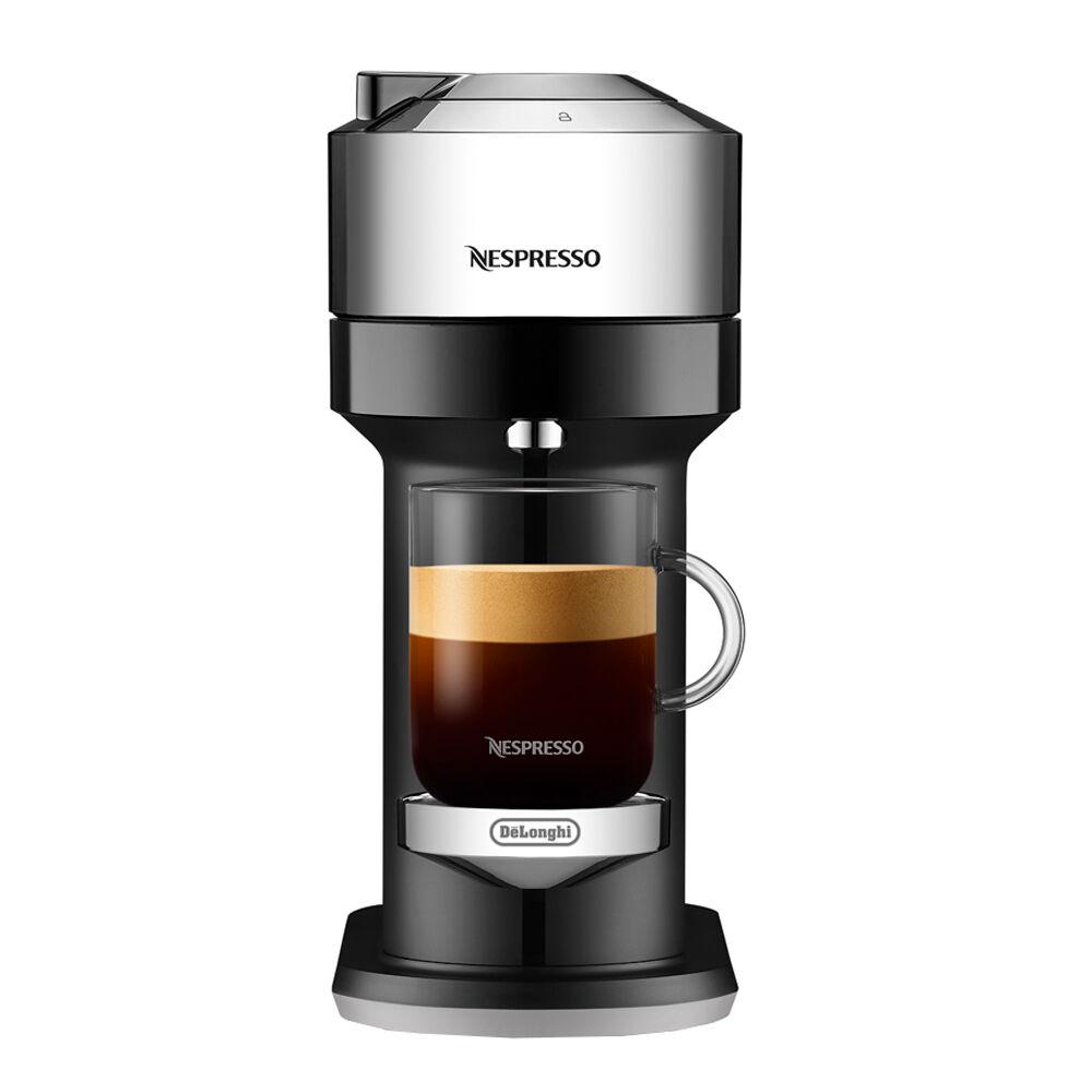 Nespresso Vertuo Next Delux Maskin ENV120  Krom