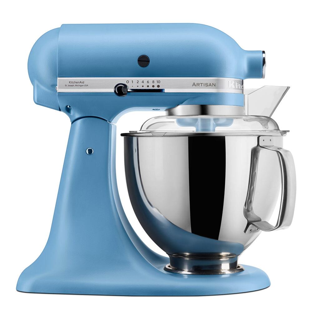 KitchenAid Artisan Köksmaskin 4,8 L + tillbehör Vintage Blå