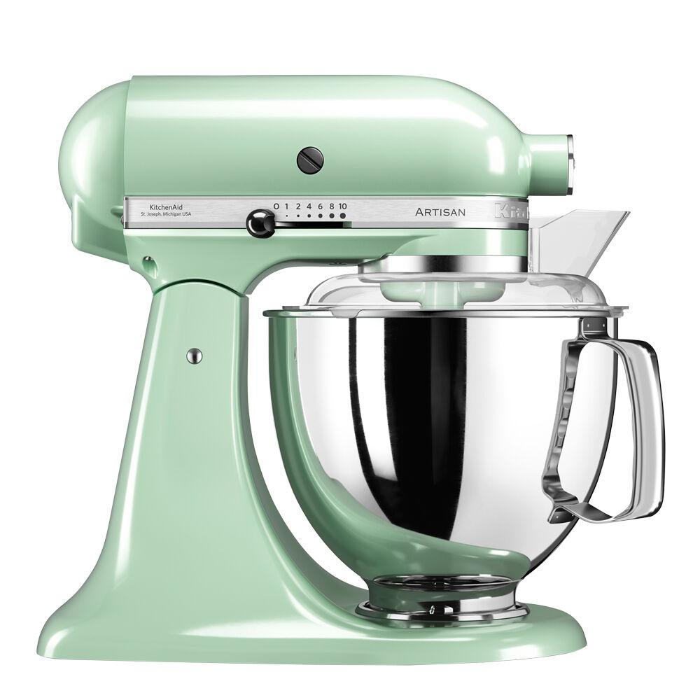 KitchenAid Artisan Köksmaskin 4,8 L + tillbehör Pistage