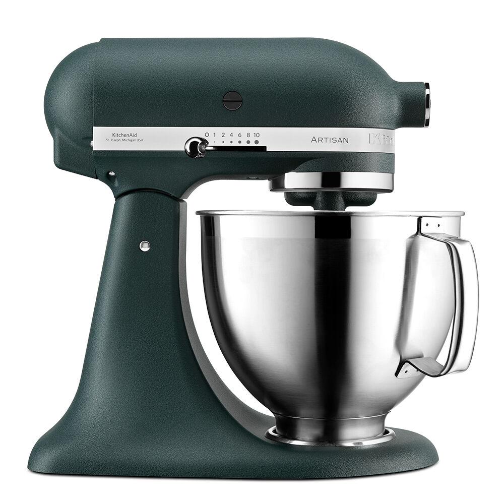 KitchenAid Artisan Köksmaskin 4,8 L + tillbehör Pebble Palm