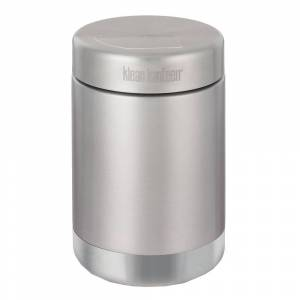 Klean Kanteen Insulated Food Canister 473 ml Borstat stål