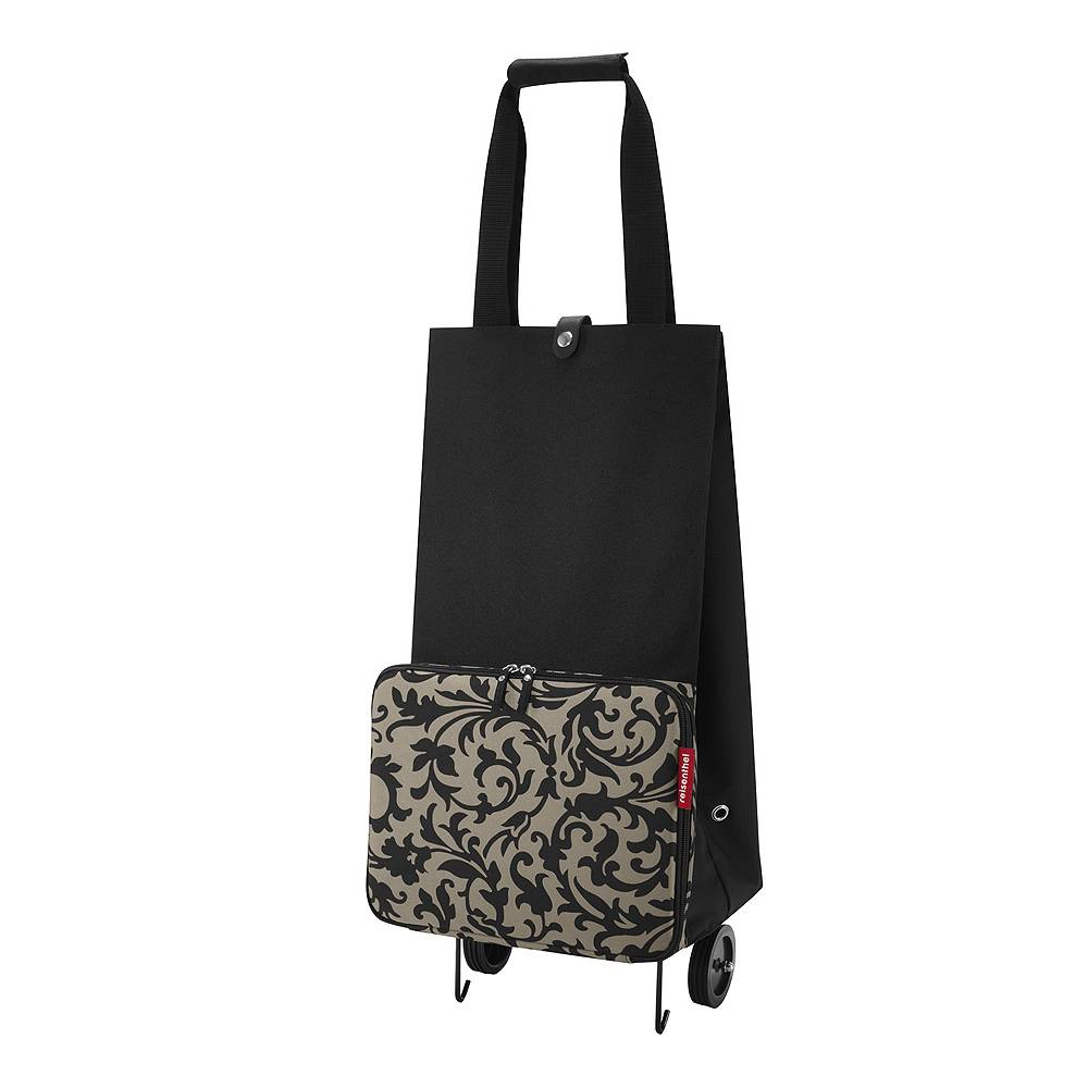 Reisenthel Foldable Trolley Shoppingvagn 30 L Baroque Taupe