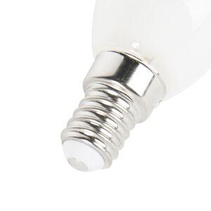 LUEDD LED glödlampa spetslampa E14 3W 250lm F35 dimbar matt
