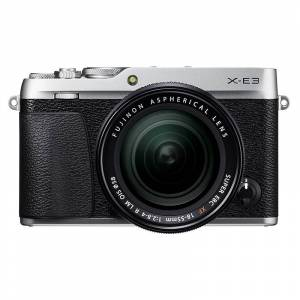 Fujifilm X-E3 + 18-55/2,8-4,0 Silver (Demoexemplar)