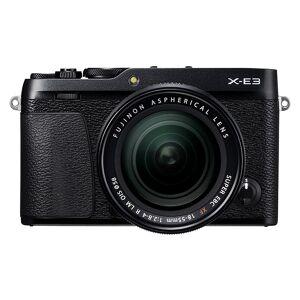 Fujifilm X-E3 + 18-55/2,8-4,0 Svart