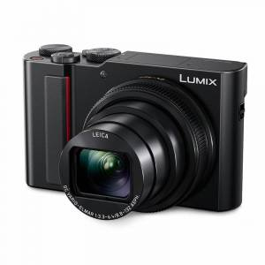 Panasonic Lumix DC-TZ200 Svart