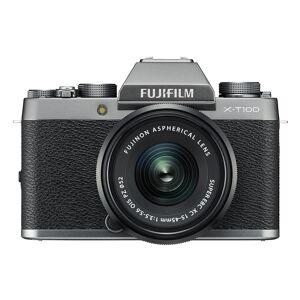 Fujifilm X-T100 + 15-45/3,5-5,6 OIS PZ Silver