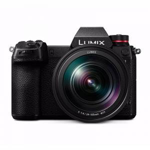 Panasonic Lumix S1 + 24-105/4,0
