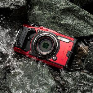 Olympus Tough TG-6 Röd