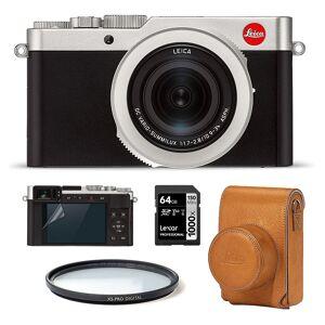 Leica D-Lux 7 Startpaket (svart väska)
