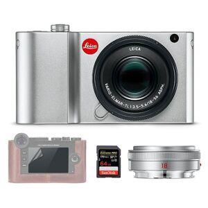 Leica TL2 Silver + 18/2,8 - Paket
