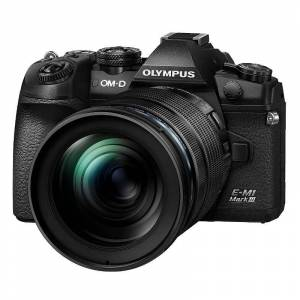 Olympus OM-D E-M1 Mark III + 12-100/4,0
