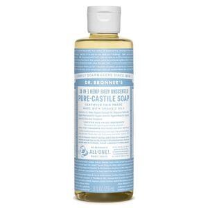 Dr. Bronner's Organic Pure-Castile Liquid Soap Baby-Mild, 237 ml