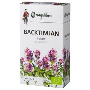 Örtagubben Backtimjan, 50 g