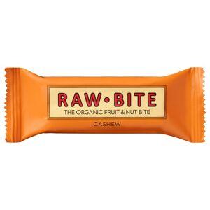 Rawbite Ekologisk Frukt- & Nötbar Cashew, 50 g