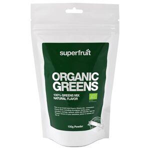 Superfruit Organic Greens Powder, 100 g