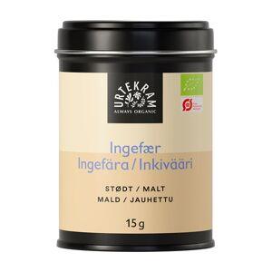 Urtekram Ingefära Mald, 15 g
