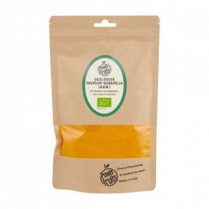 Powerfruits Ekologisk Gurkmeja RAW, 250 g