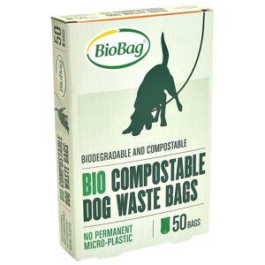 BioBag Nedbrytbar Hundpåse, 50-pack
