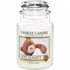 Yankee Candle Large - Soft Blanket