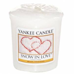 Yankee Candle Classic Vovite - Snow In Love