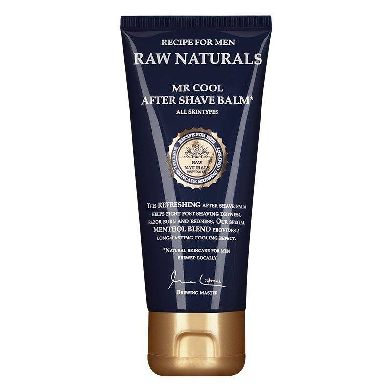 Raw Naturals Mr Cool After Shave Balm 100ml